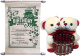 Saugat Traders Birthday Combo (Set of 2)