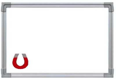Kanico KAWB0041824 White board(24 inch x 18 inch)