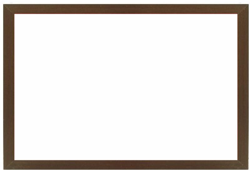 Kanico KAWB0021824 White board(24 inch x 18 inch)