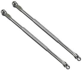 Edee Stainless Steel Blackhead Remover Needle(Pack of 2)