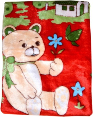 RS Quality Cartoon Single Blanket Multicolor