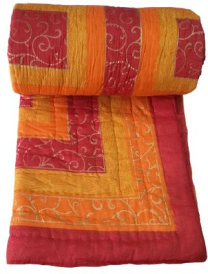 Shopping Rajasthan Paisley Double Quilts & Comforters Multicolor