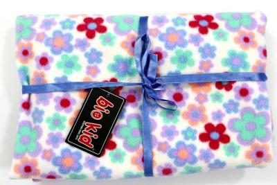 Bio Kid Polka Single Top Sheet Multicolor