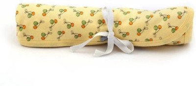 Mi Dulce An,Ya Geometric Single Blanket Yellow