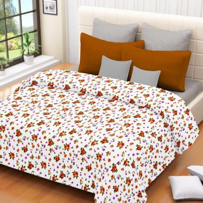IWS Floral Single Dohar Multicolor