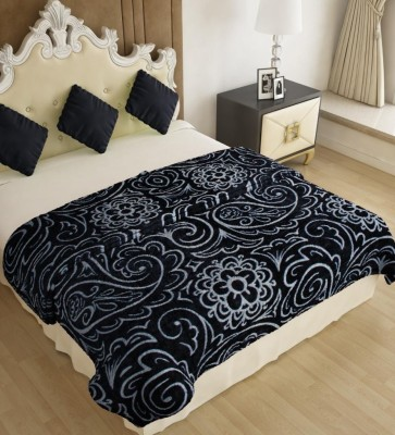 Home Candy Abstract Double Blanket Multicolor