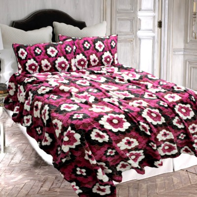 Vugis Abstract Double Blanket Multicolor
