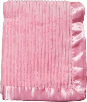 MeeMee Plain Single Blanket Pink