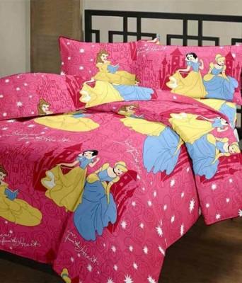 Samradhi Cartoon Single Dohar Pink
