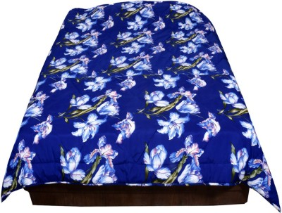 IndiWeaves Printed Double Quilts & Comforters Blue