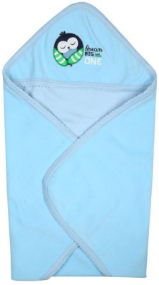 Morisons Baby Dreams Animal Single Blanket Blue
