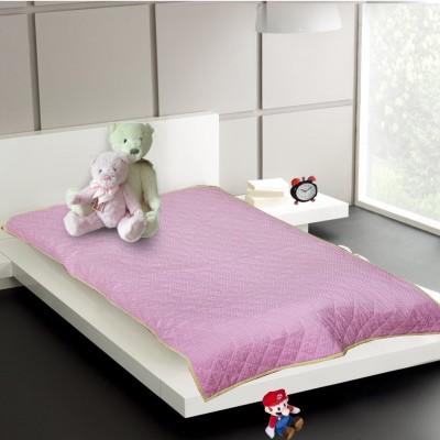 Milano Home Printed Crib Crib Baby Blanket Pink, Yellow