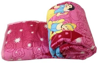 Blanket Zone Cartoon Queen Quilts & Comforters Multicolor