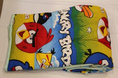 Blankets World Cartoon Double Quilts & Comforters Multicolor