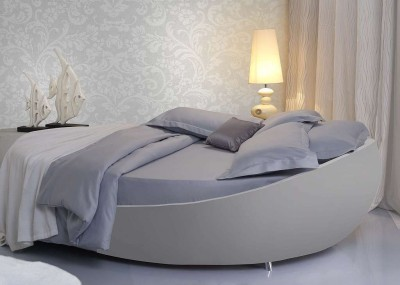 Fisher West NY Cotton Plain Double Bedsheet