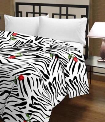 Furry Animal Single Dohar Multicolor