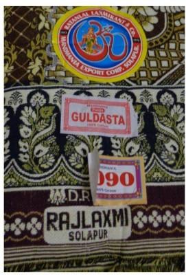 Mandhania Floral Single Top Sheet Multicolor