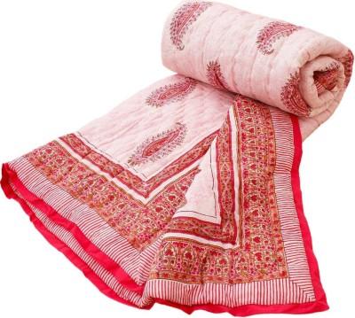 Pioneerpragati Floral Single Quilts & Comforters Multi colour