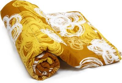 CocoBee Printed Single Quilts & Comforters Multicolor