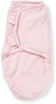 Summer Infant, Inc. Plain Crib Swadding Baby Blanket Pink