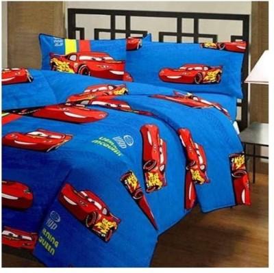 RajasthaniKart Cartoon Single Quilts & Comforters Multicolor