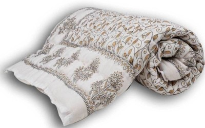 Ruchiwolrd Paisley Single Quilts & Comforters Multicolor