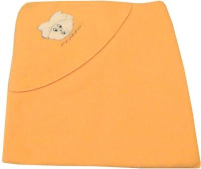 Baby Basics Plain Single Blanket Peach