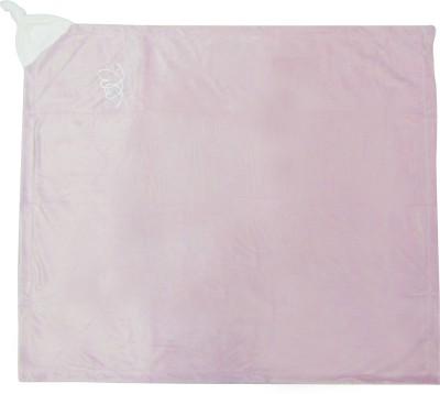 Piccolo Bambino Plain Single Blanket Pink
