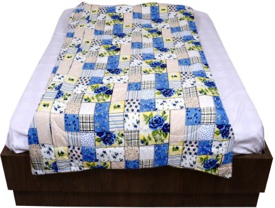 IndiWeaves Printed Single Quilts & Comforters Multicolor