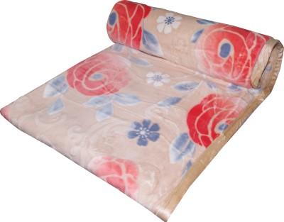 Gran Floral Double Blanket Multicolour