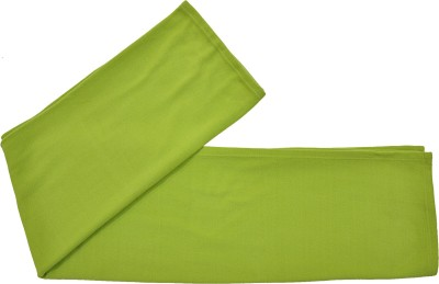 TEX N CRAFT Geometric Single Blanket Green