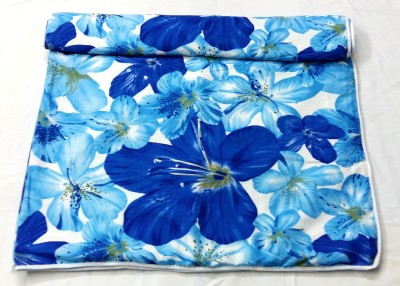 FINCH FEATHER Floral Single Dohar Blue