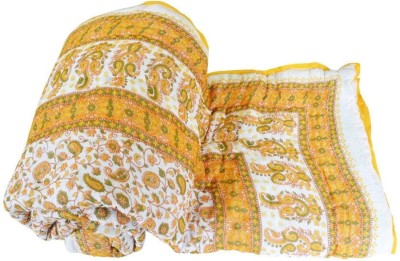 Sellstra Floral Single Quilts & Comforters Multicolor