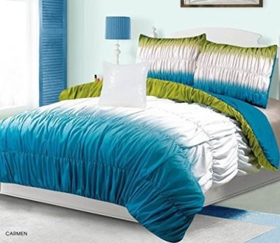 Luxury Home Striped Light Blue