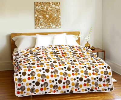 CURL UP Geometric Single Dohar Multicolor