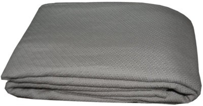 Loomkart Abstract Double Blanket Gray