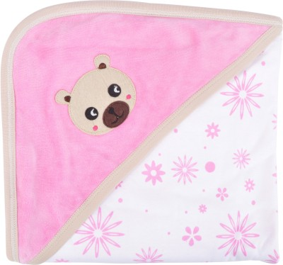 Kandy Floss Floral Single Blanket Pink
