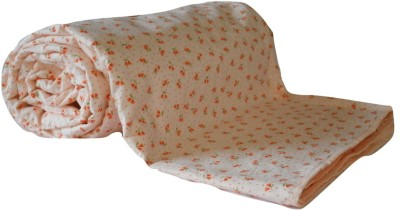 Snuggle Floral Single Quilts & Comforters Multicolor