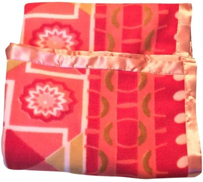 Jazz Floral Single Blanket Multicolor