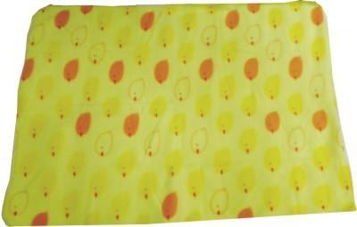 Blossoms Printed, Cartoon Single Blanket multicolour