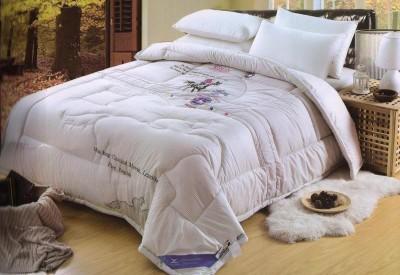 Welhouse Floral Double Quilts & Comforters Beige