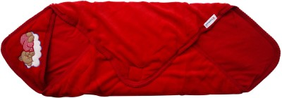 Xchildhood Plain Single Quilts & Comforters Red
