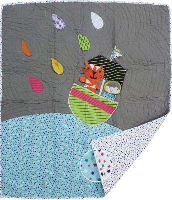 R home Cartoon Crib Quilts & Comforters Multicolour