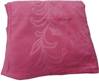 Kotcosy Striped Single Blanket Pink