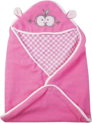 Utc Garments Checkered Single Blanket Pink, Light Pink, White