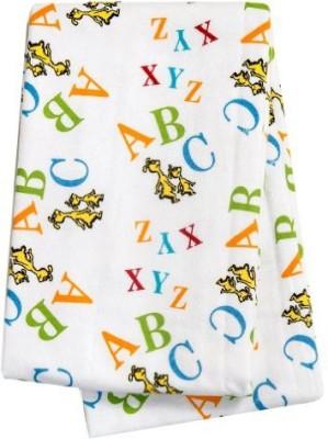 Trend Lab Printed Crib Blanket Multicolor