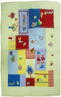 R home Animal Single Quilts & Comforters Multicolour
