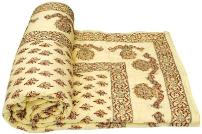 Style and Fashion Floral Double Quilts & Comforters Multicolor