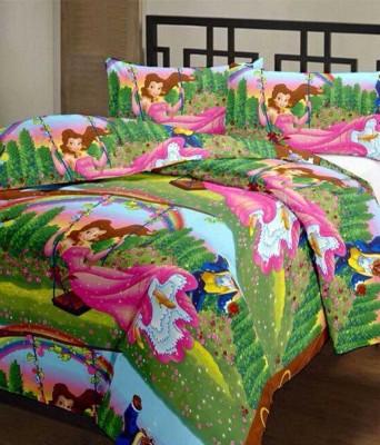 Furry Cartoon Single Quilts & Comforters Multicolor