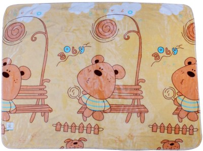Ole Baby Abstract Crib Blanket Multicolor
